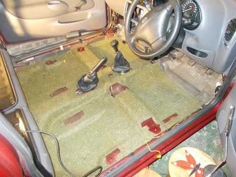 Ford Fiesta Carpet Removal Youtube