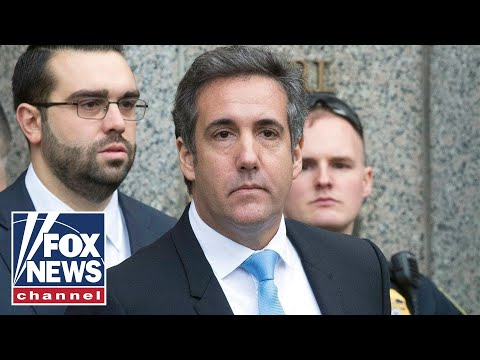 Judge weighs special team to review Trump-Cohen records