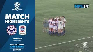 NPL NSW Women's Round 8 – Manly United v Emerging Jets