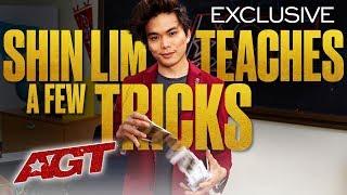 AGT Talent University: Ace Magician Shin Lim Teaches a Master Class - America's Got Talent 2020