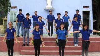 Cử Điệu: Học Yêu Thánh Giá - LHV SVCG Tin Yêu Nha Trang