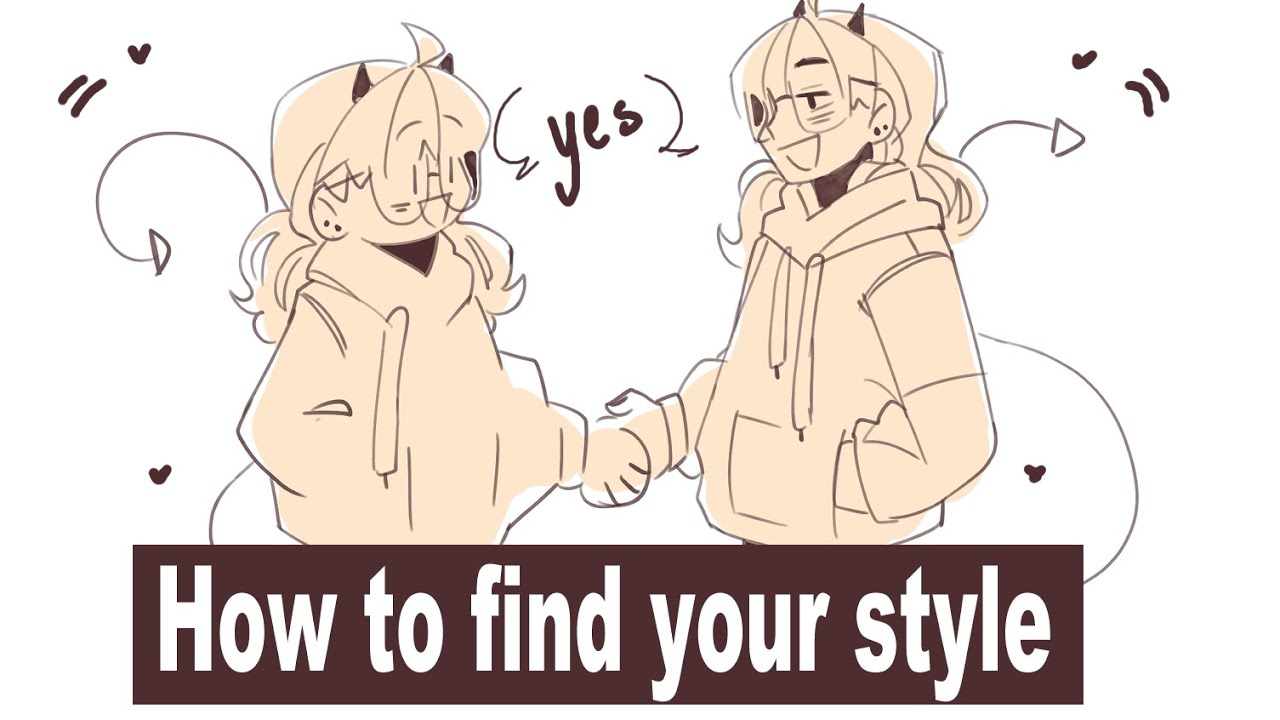 How to find your style