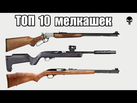 видео: Топ 10 самых популярных малокалиберных винтовок .22 lr