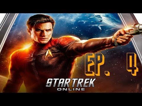 Let's Play Star Trek Online part 4 (Stop the Signal)
