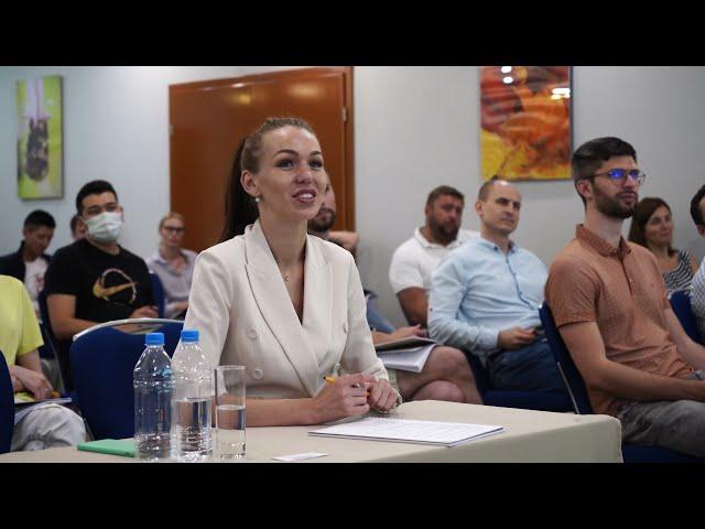 Евгений Колотилов отзывы. Как это было на тренингах по продажам и переговорам в Москве 26-27 июня.