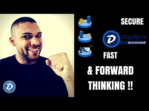 Long Term INVESTMENT with DIGIBYTE BLOCKCHAIN