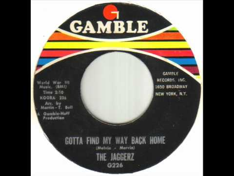 The Jaggerz  Gotta Find My Way Back Homewmv