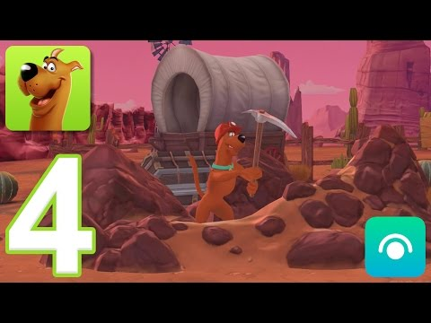 My Friend Scooby-Doo! - Gameplay Walkthrough Part 4 - Episode 4 (iOS, Android)