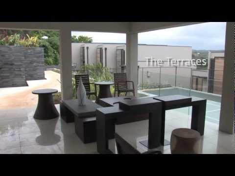 Travel Vanuatu: The Terraces apartments, Port Vila