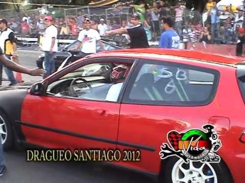 DRAGUEO SANTIAGO 2012 - SANTIAGO RACING SPORT.