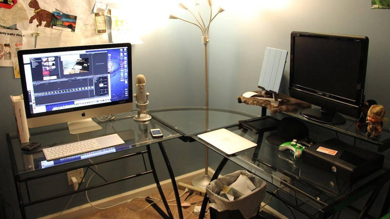 My Room Setup Tour - YouTube