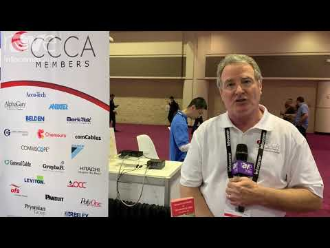 InfoComm 2019: Communications Cable & Connectivity Assn Explains Its Role In Integrator Safety