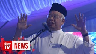 Najib: Jeck Seng was never against Jawi, words were taken out of context