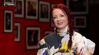Garbage - Shirley Manson on Channel 4 News (June 16th, 2021)