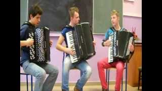 Gigi D'agostino  - I'amour Toujours (Crazy Accordion Trio Cover)