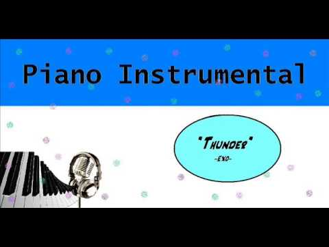 [Piano Instrumental] EXO -