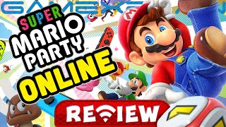 Is Super Mario Party ONLINE Any Good? - REVIEW (1.1.0 Update - Switch) (Video Game Video Review)