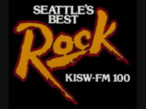 KISW 99.9 Seattle - October 1991