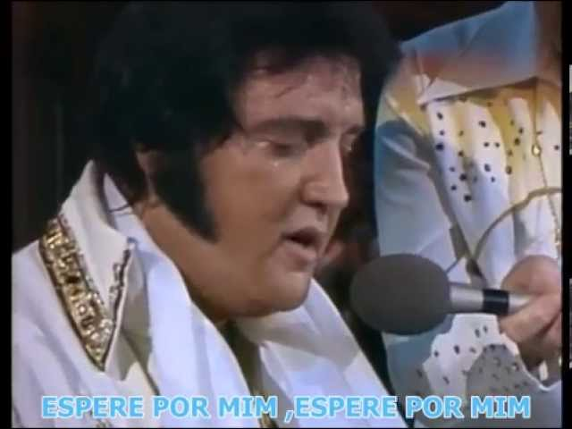 ELVIS PRESLEY - UNCHAINED MELODY - TRADUZIDO