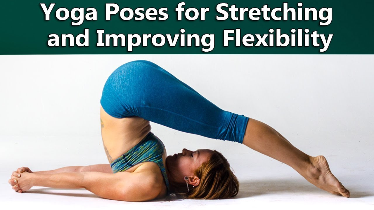 46 Best Yoga Poses for Stretching and Flexibility