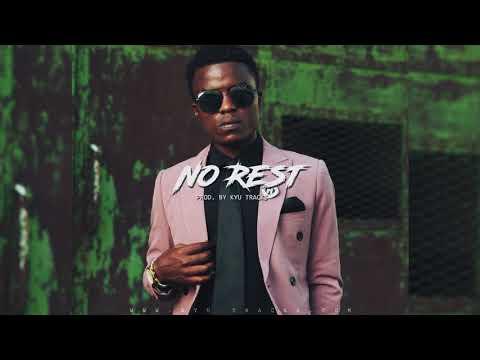 "Dope Rap Beat Instrumental – ""NO REST""   Sick Rap/Trap Beat 2019 (prod. Kyu Tracks)"