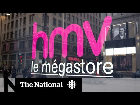 Sunrise Records head saves HMV stores, employees from bankruptcy Mp3