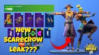 New Scarecrow Skin Leaks!!! | 195+ wins | Fortnite Battle Royale