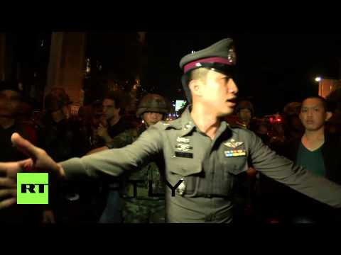 Thailand: Anti-coup protesters challenge military