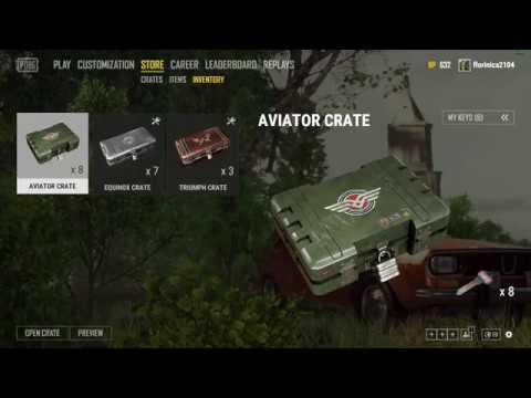 PUBG Aviator Crate Violent Violet Jacket