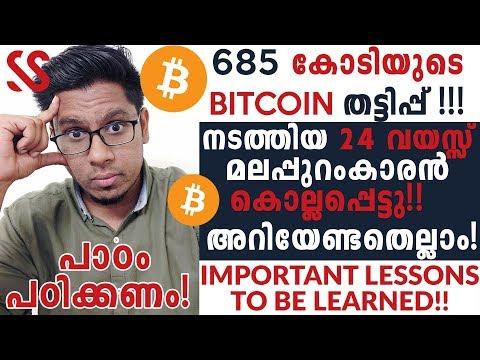 Bitcoin Investment തട്ടിപ്പോ? Abdul Shukoor കൊലപാതകം - BTCBITZ Business Model? What Should We Learn?