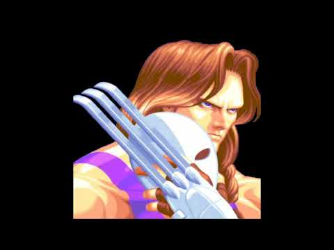 Hyper Street Fighter II Arranged Music - Vega (CPS1 Pitch)