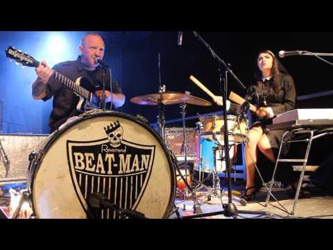 Reverend Beat Man & Sister Nicole Izobel Garcia - Jesus Christ Twist  (live)