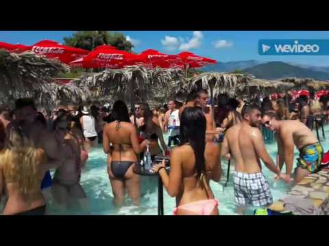 Pool party Budva - Montenegro 2016