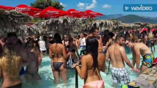 Pool party Budva - Montenegro 2016