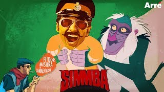 Fitoor Mishra's CommentArre | Simmba
