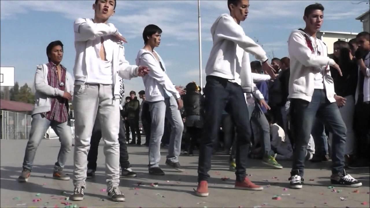 "Baile por la alianza ""Electro Pop""- Siglo XXI 2013 - YouTube"