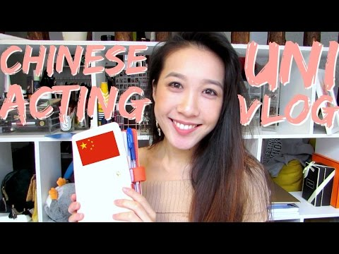 University In Shanghai VLOG | Chinese Performing Arts Uni