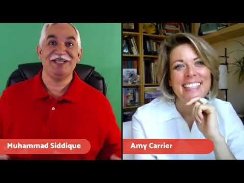 Amy Carrier Interviews an Entrepreneurial Philanthropist Muhammad Siddique‬