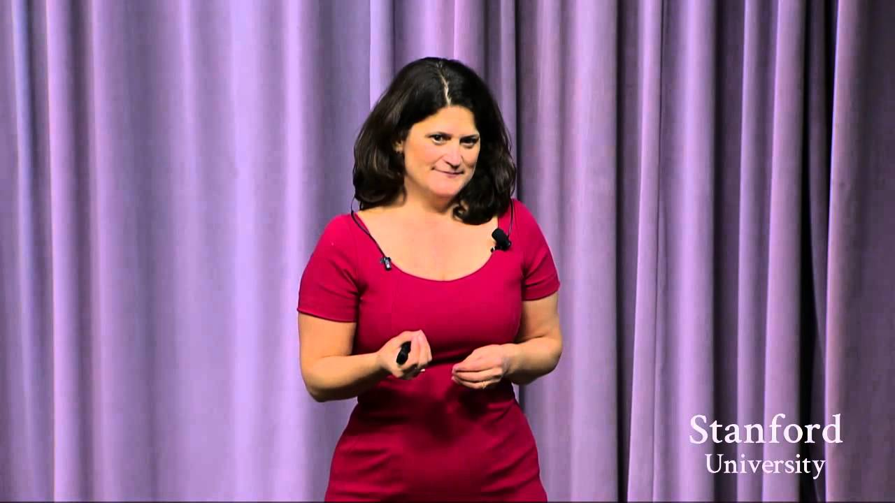 Stanford Seminar - Sharon Vosmek of Astia - YouTube
