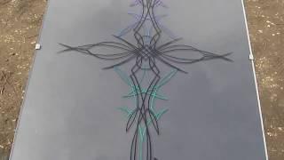 Pinstripe colour test 2