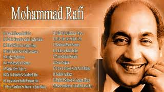 Best Of Mohammad Rafi Hit Songs   Old Hindi Superhit Songs   Evergreen Classic Songs