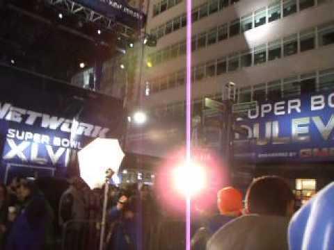 Super Bowl Boulevard, Scene 3: The Broncos Impresarios