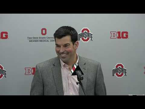Ohio State coach Ryan Day unveils signing class