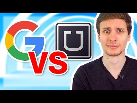 Google Sues Uber!  ||  Google Allo Coming to...