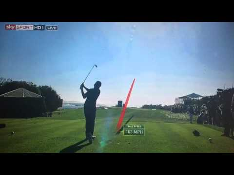 Golf TrackMan Tracer Compilation - AT&T Pebble Beach Pro-Am 2016.