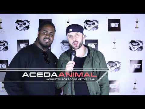Ace Da Animal Interviewed Live!  by Mr.PETER PARKER for (Rookie of the Year) Award 2016