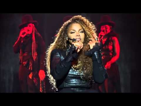 Janet Jackson I GET LONELY Live Unbreakable World Tour Orlando Florida 2015