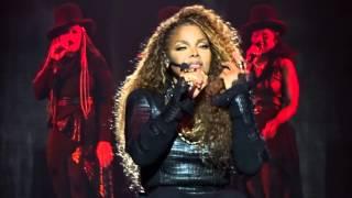 Janet Jackson I GET LONELY Live Unbreakable World Tour Orlando Florida 2015