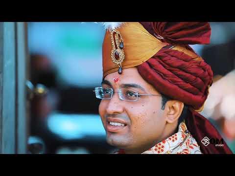 || Uday Wed Nimisha || Wedding Highlight || OM STUDIO ||