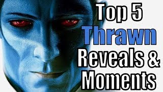 Top 5 Star Wars: Thrawn Reveals and Moments